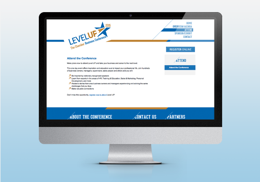 LevelUp - The Chamber Business Conference