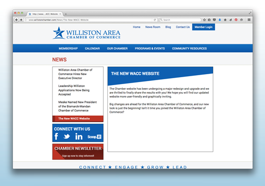 Williston Area Chamber of Commerce
