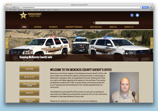 McKenzie County Sheriff's Office