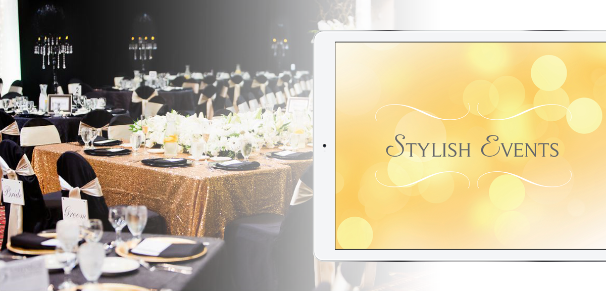 Stylish Events – Filling a Need, Pursuing a Passion