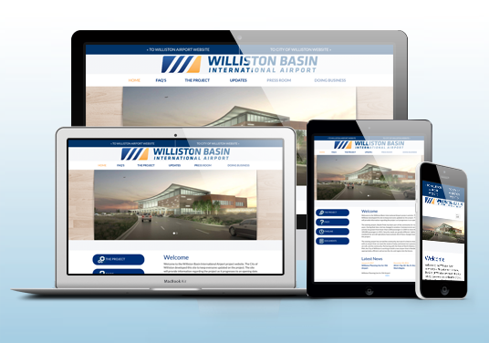 Williston Basin International Airport Project