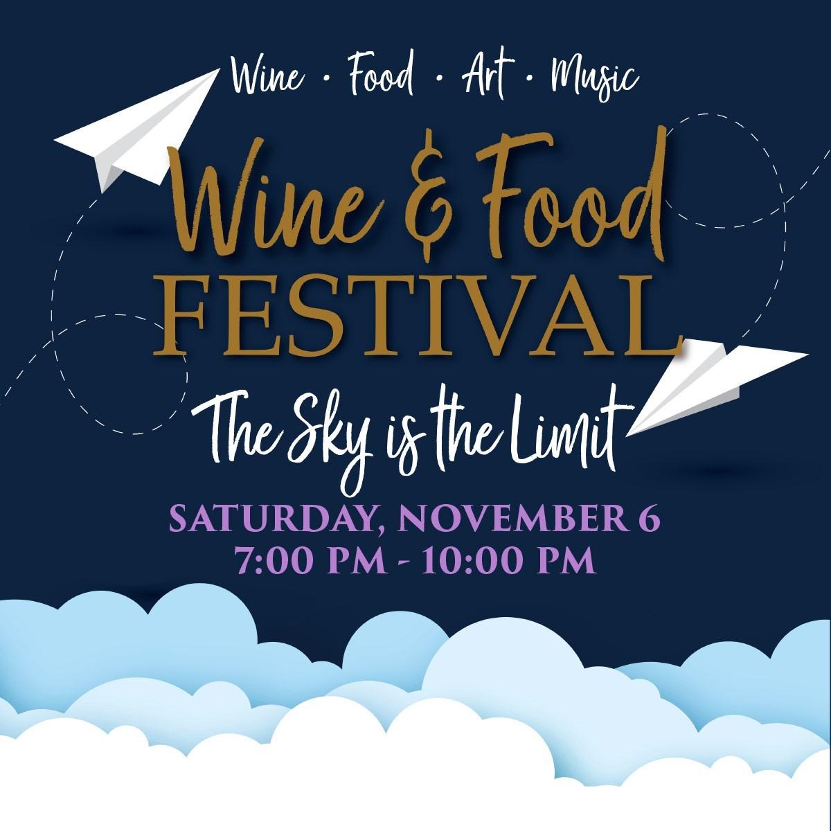 2021 Wine & Food Festival