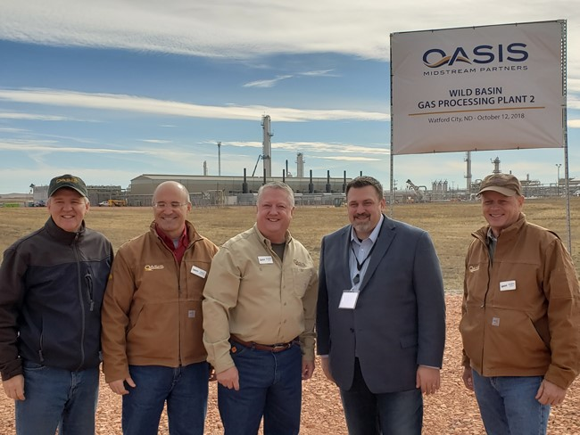 Oasis Plant Celebration and Roughneck Coffee
