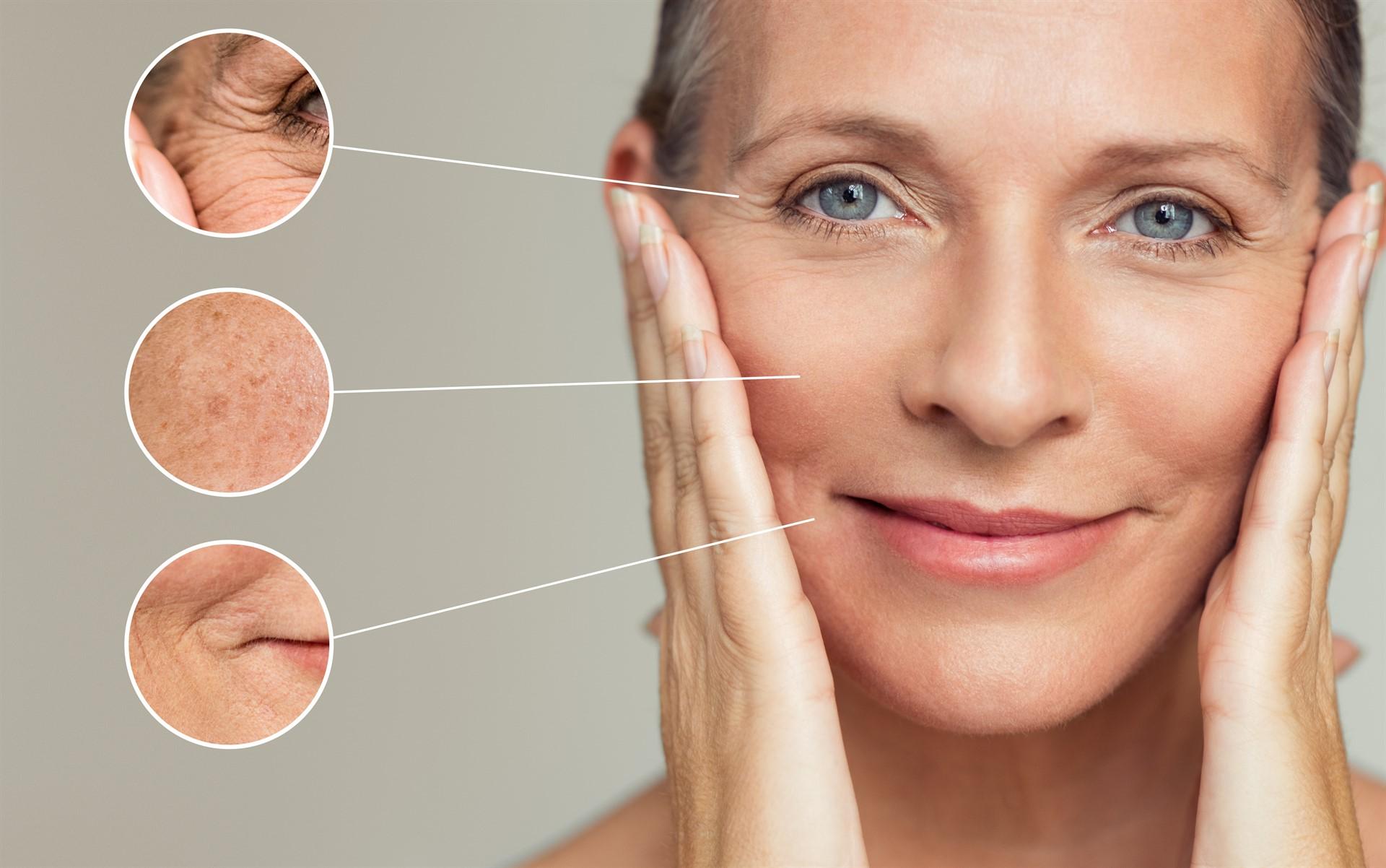 Healthy Aging Skin
