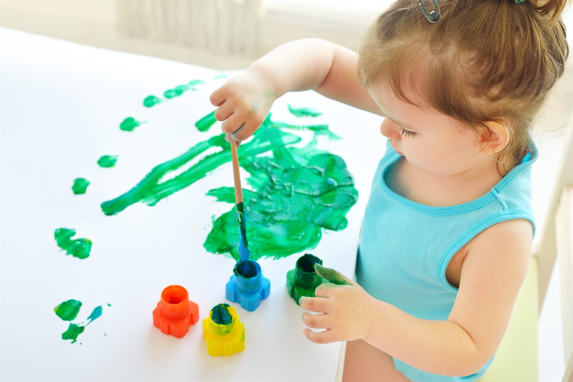 The Arts and the Effect on Children