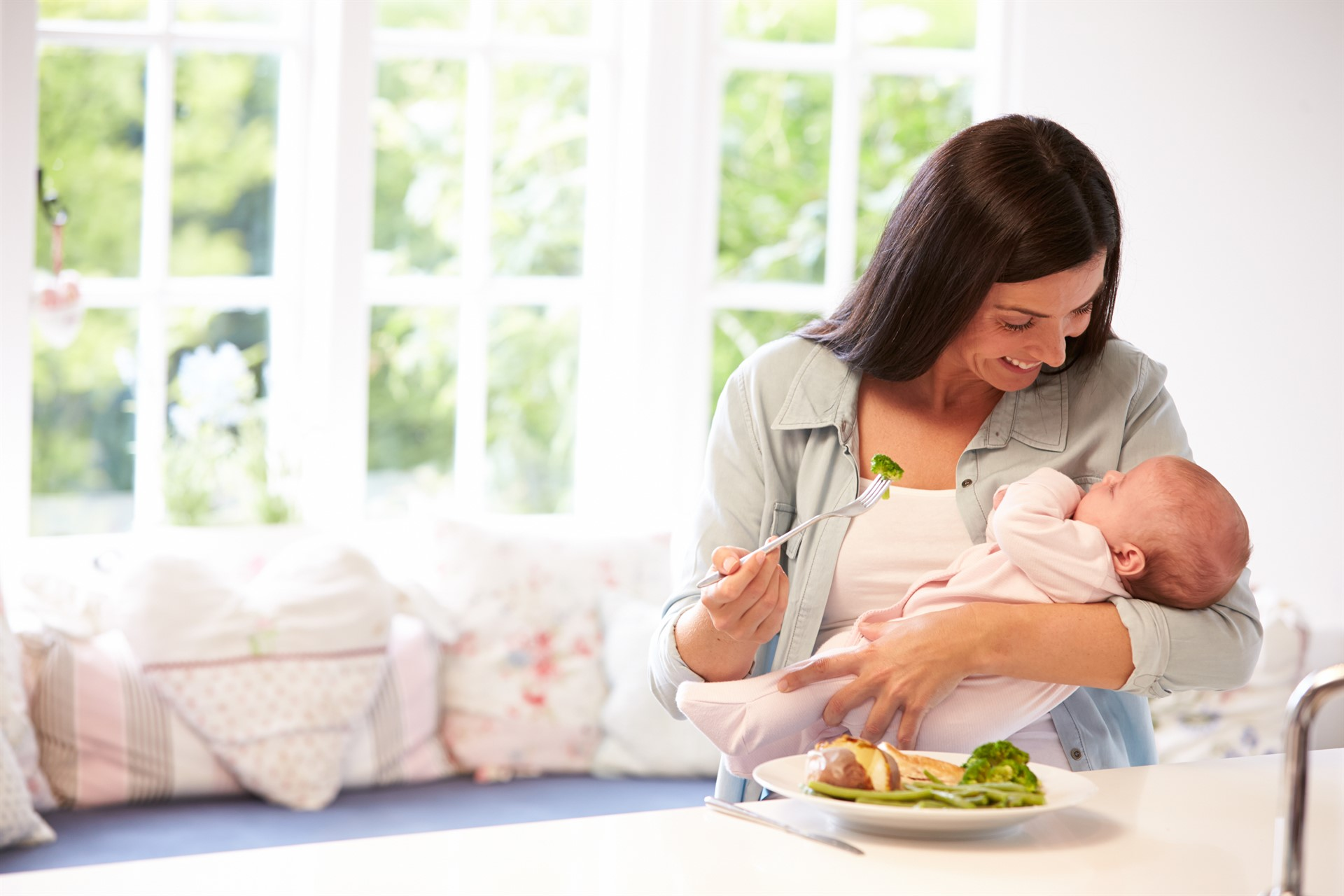 The ABC's of Mom and New Babe Nutrition