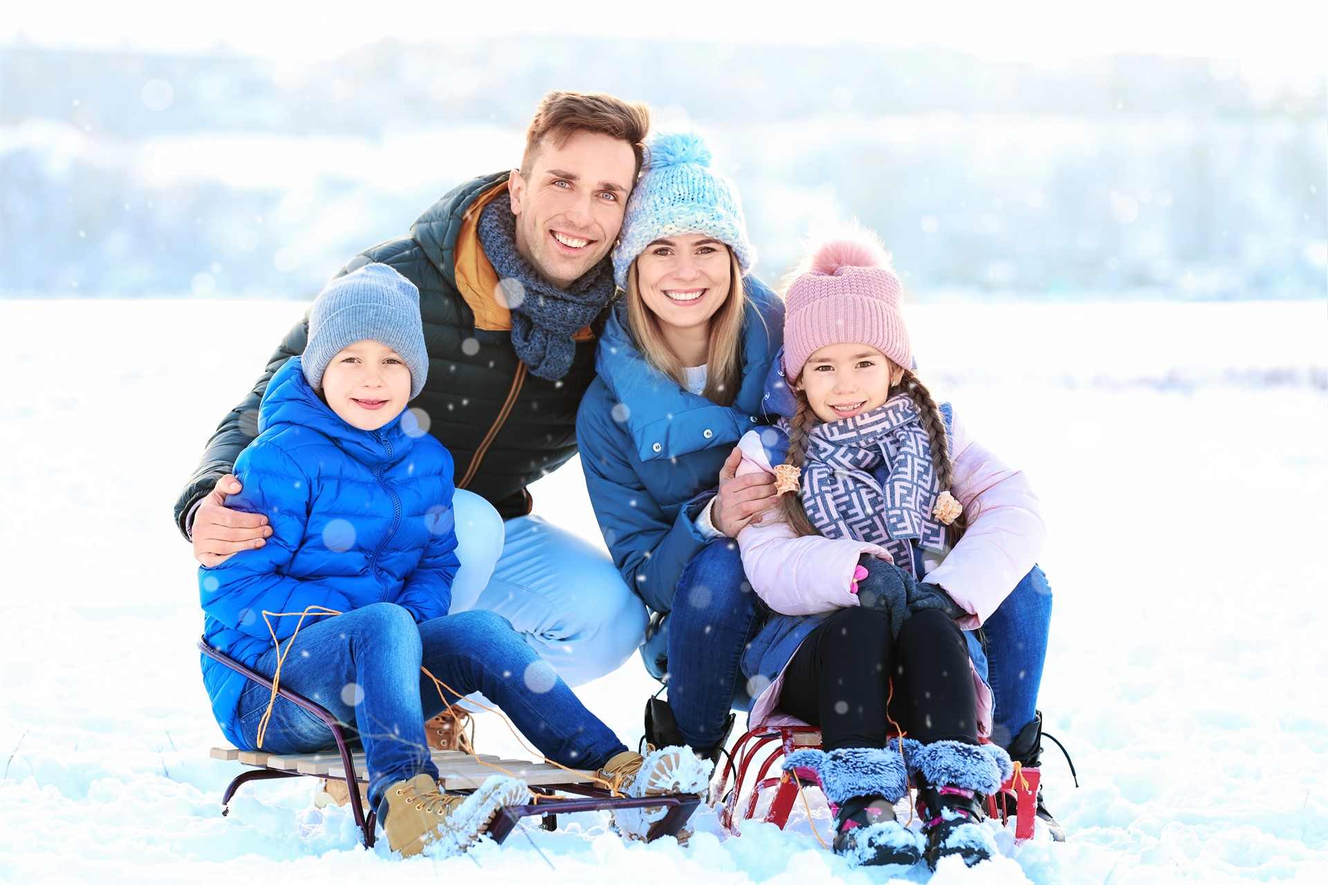 Keeping your family healthy during the cold and flu season