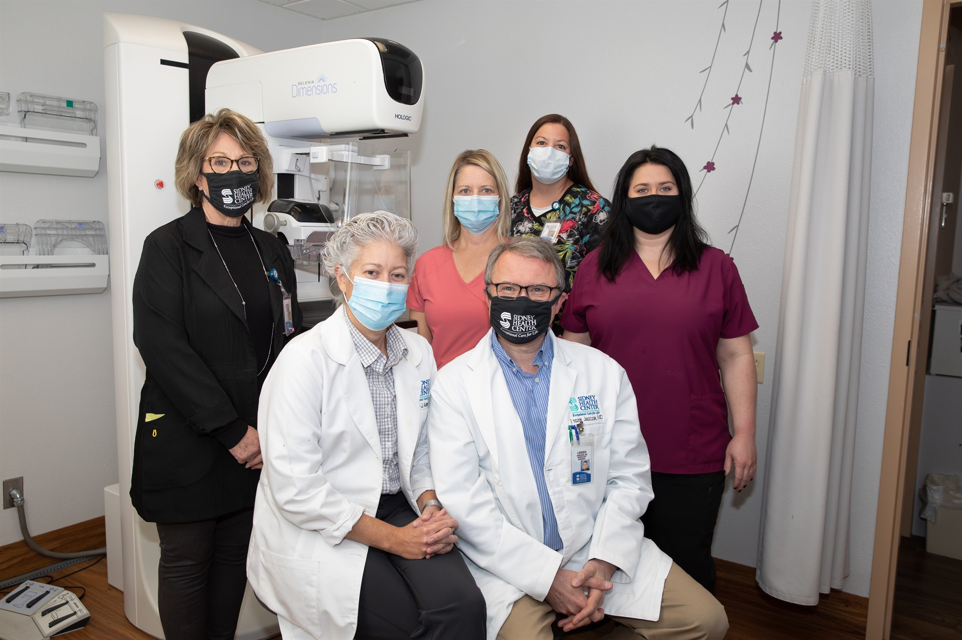 Early detection important for breast health