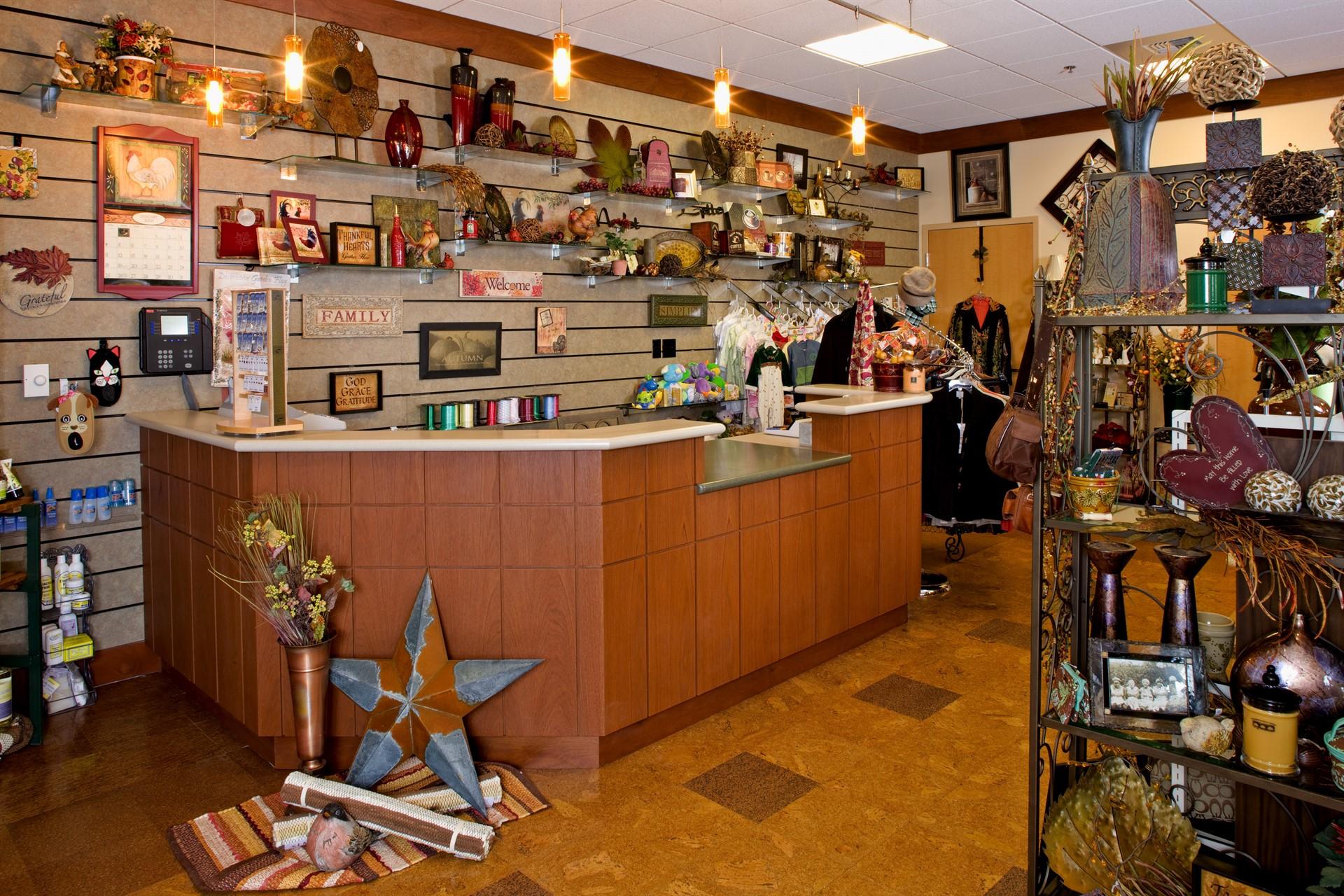 Caring Corner Gift Shop