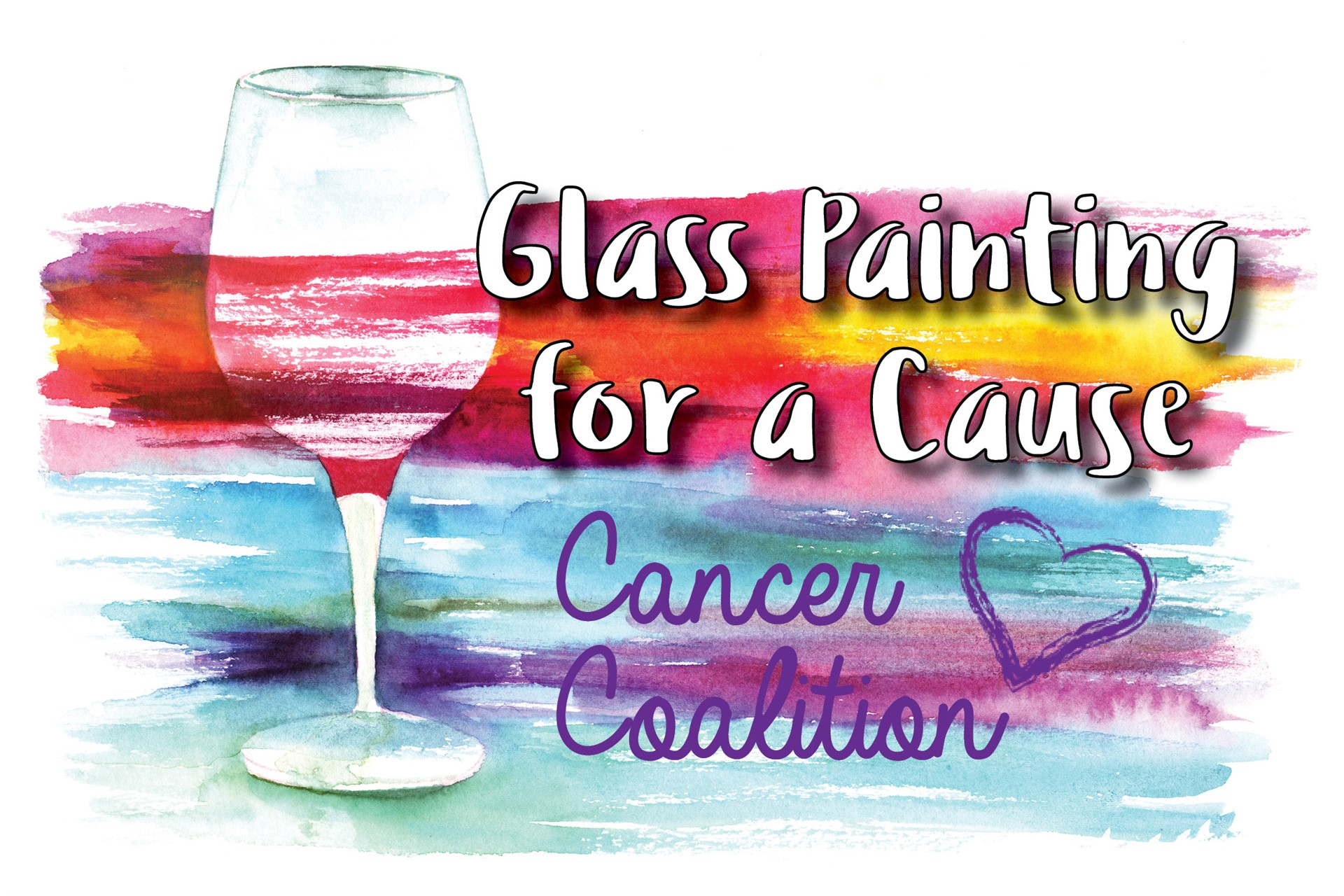 Glass Painting for a Cause