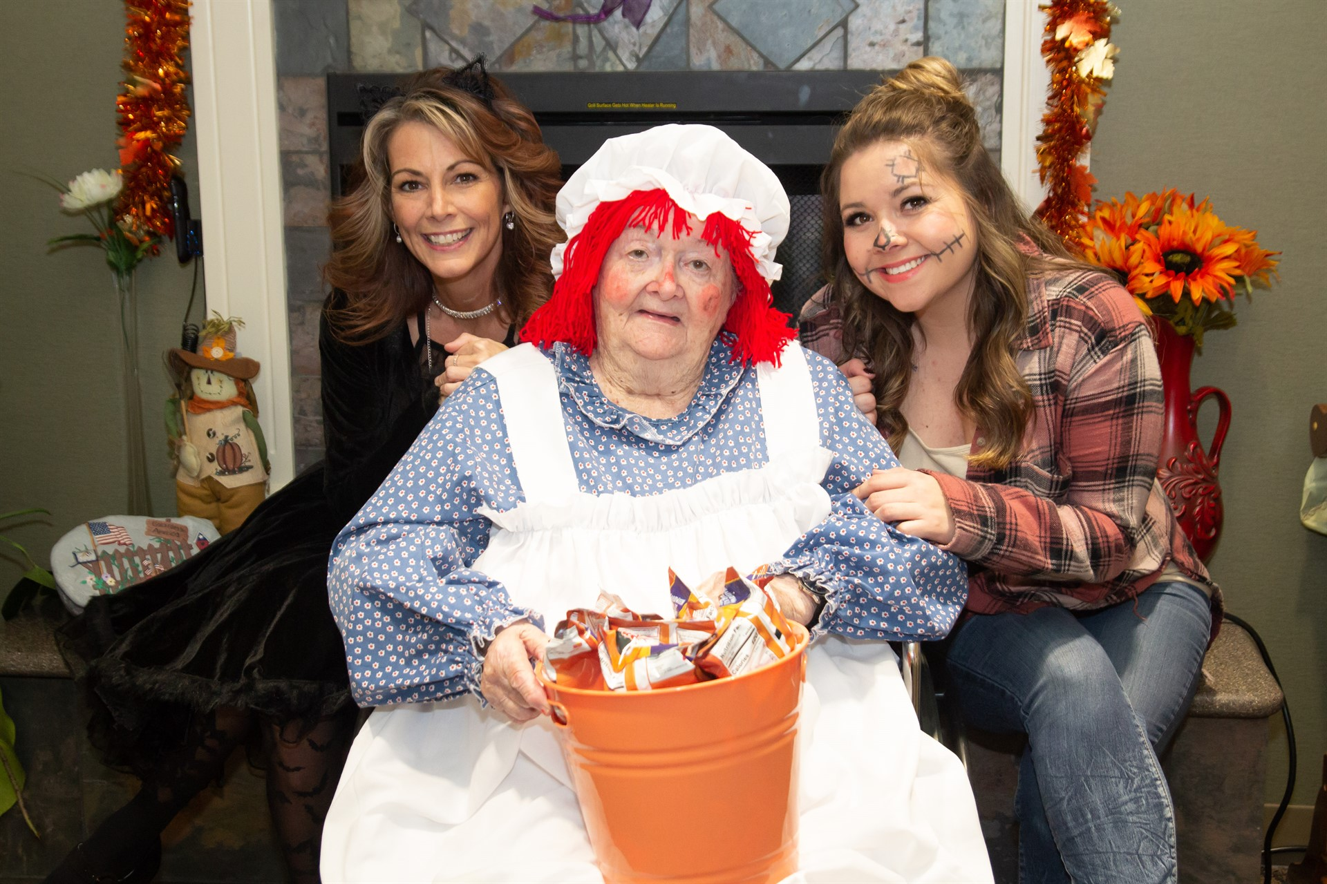 Trick-or-Treat at Extended Care