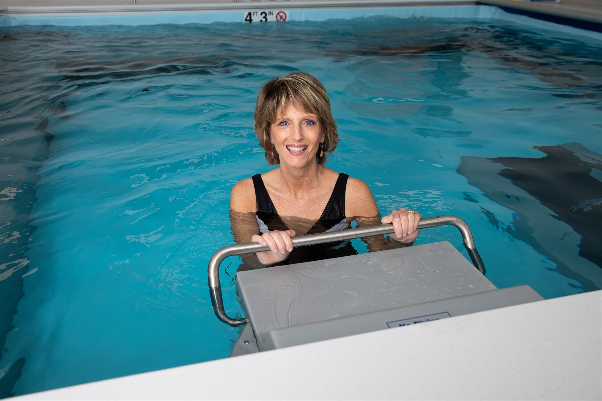 Sidney Health Center now offers Aquatic Therapy