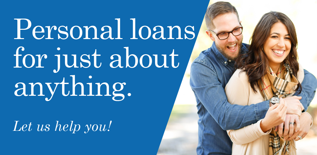 Personal loans for just about anything