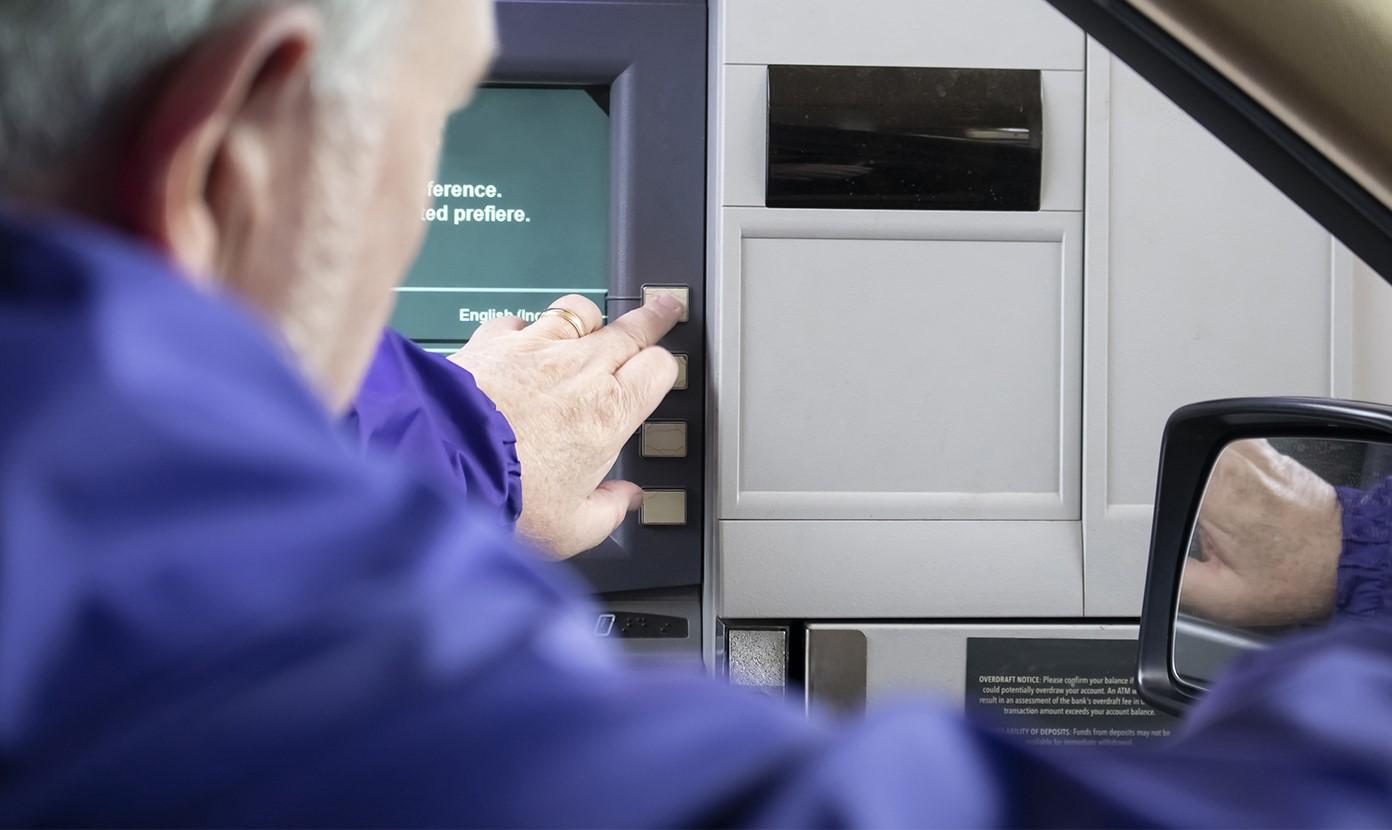 Like an ATM, but better.
