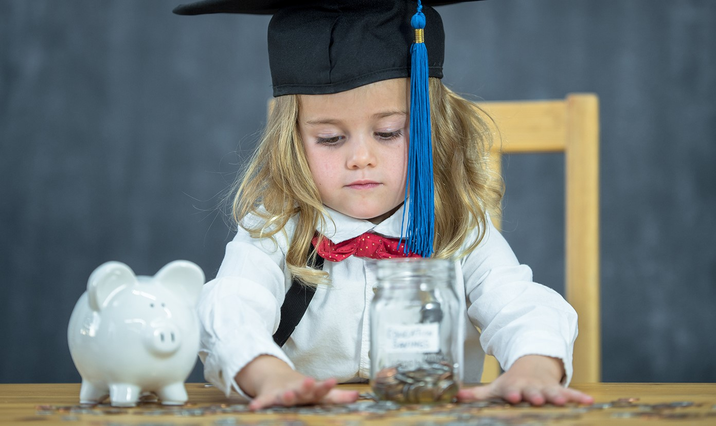 How to start saving for your child's future