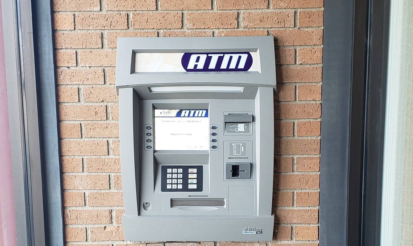 Fast and reliable, Stanton's new ATM