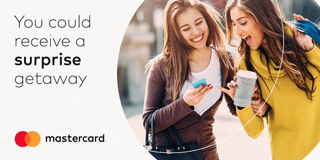 Priceless Surprises® - MasterCard Promotion