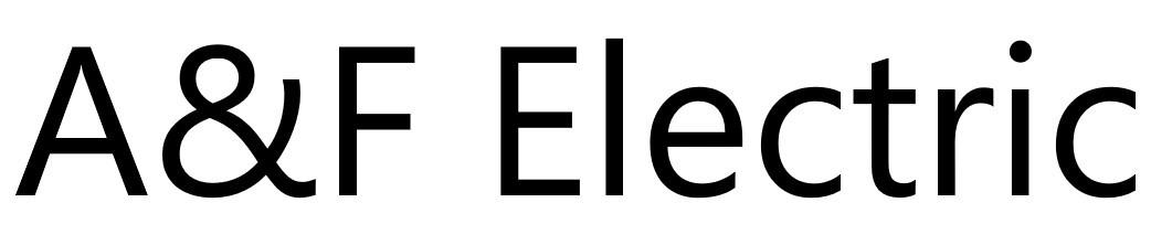 A&F Electric
